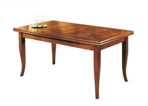 Tavolo intarsiato 170 - 250 cm