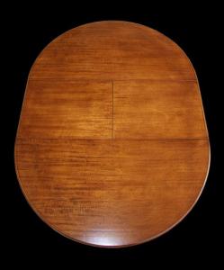 Tavolo rotondo 100 cm allungabile