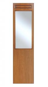 Specchio ingresso con pannello