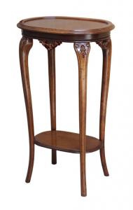Portavasi tavolino stile barocco