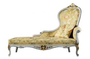 Divano Dormeuse Golden Luxury