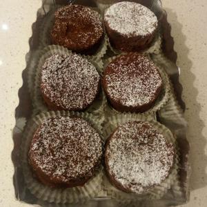 Mini Torta Tenerina al cioccolato