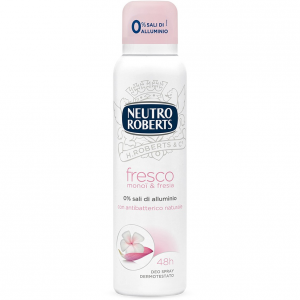 Neutro ROBERTS Deodorante spray fresco Monoi & Fresia 125 ml