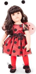 Bambola Gotz Hannah Lady Bug , cm 50