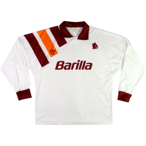1993-94 As Roma Maglia Away XL (Top)
