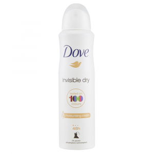 DOVE Invisible Dry Deodorante Spray 150ml