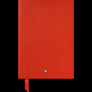 Blocco note #146 rosso Modena