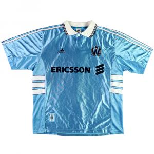 1998-99 Olympique Marsiglia Maglia Away Centenario XL