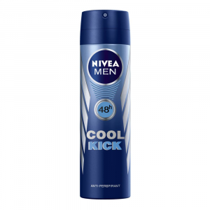 NIVEA MEN Cool Kick Deodorante Spray 150ml