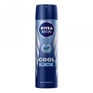 NIVEA MEN Deodorante spray Cool Kick 150 ml