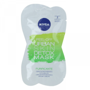 Nivea Urban Skin Detox Mask Peel Off Purifying 10ml
