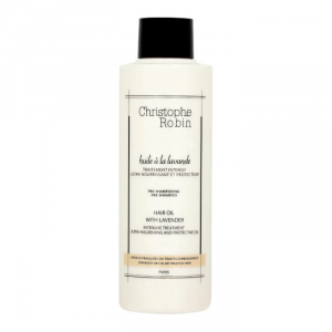 Christophe Robin Hair Oil With Lavender Pre Shampoo 250ml