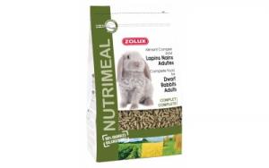 Granulati NutriMeal per conigli