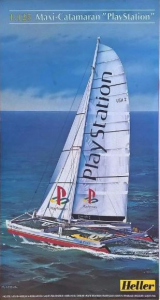 Maxi-Catamaran Playstation