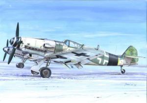 Me-109K-4