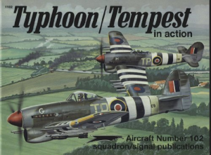 Typhoon/Tempest in action
