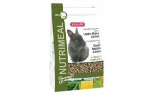 Granulati NutriMeal per conigli in crescita