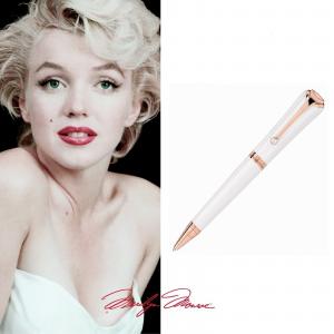 Penna a sfera Muses Marilyn Monroe Edizione Speciale Pearl