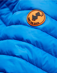 giacca bambino SAVE THE DUCK GIGA8 blue marine