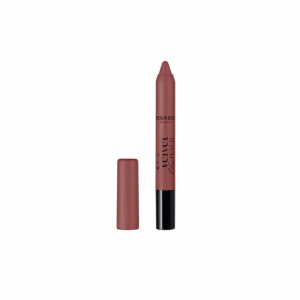 Bourjois Velvet The Pencil Lipstick 08 Less Is Brown