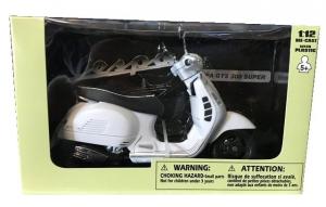 VESPA 1:12 GT300 SUPER 57243 NEW RAY