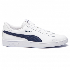 Sneakers Puma Smash v2 L Puma White-Peacoat 365215 02