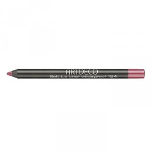 Artdeco Soft Lip Liner Waterproof 124 Precise Rosewood