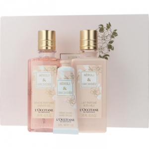 L'Occitane Néroli & Orchidée Body Milk 245ml Set 3 Parti 2019