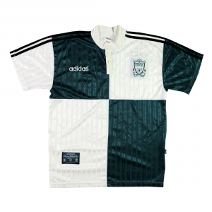 1995-96 Liverpool Maglia Away M (Top)