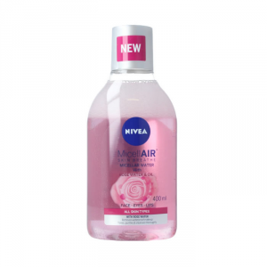 Nivea MicellAIR Micellar Water Rose 400ml