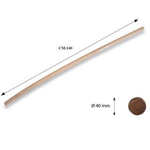 Manico forca faggio cm.140