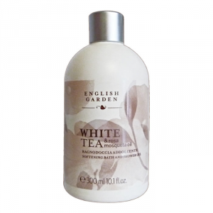White Tea Bath & Shower Gel 300ml