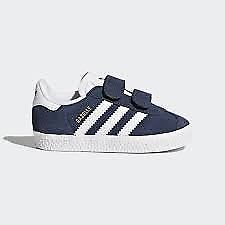 Sneakers Adidas Gazelle Cf I Blue/White CQ3138
