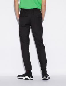 Pantaloni uomo ARMANI EXCHANGE con elastico sul fondo