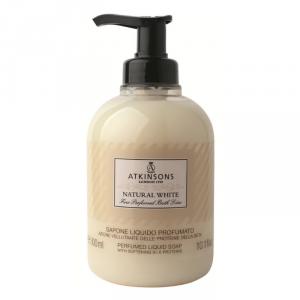 Natural White Liquid Soap 300ml