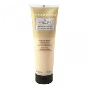Natural White Shower Cream 250ml