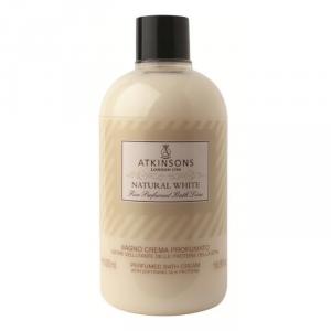 Natural White Bath Cream 500ml