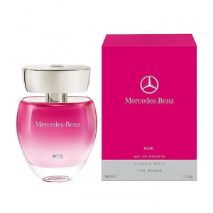 Mercedes Benz Rose Eau De Toilette Spray 90ml