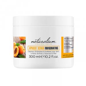 Naturalium Apricot Facial Scrub 300ml