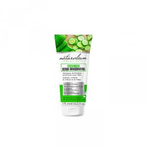 Naturalium Cucumber Facial Scrub 175ml