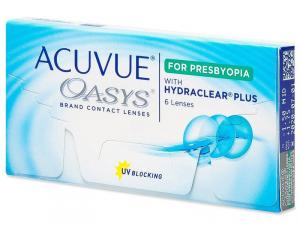 Acuvue Oasys for Presbyopia (6 lenti)