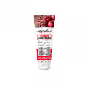 Naturalium Pomegranate Facial Scrub 175ml