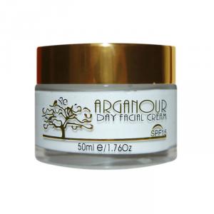 Arganour Day Facial Cream Anti Aging Spf15 50ml