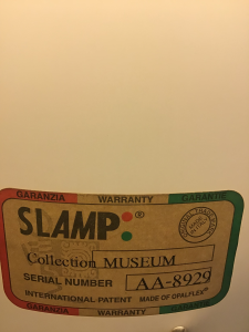 SLAMP COLLECTION MUSEUM KLIMT