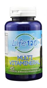 LIFE 120 - MULTI VITAMINERAL