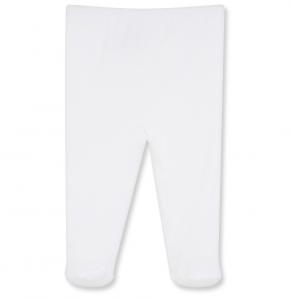 Pantalone bianco in cotone
