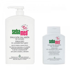 Sebamed Emulsion Without Soap 1000ml+250ml