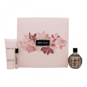 Jimmy Choo Eau De Parfum Spray 100ml Set 3 Parti 2019