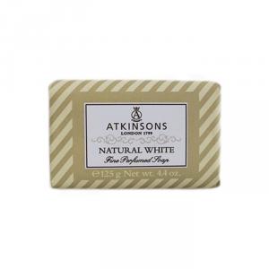 Natural White Soap 125g