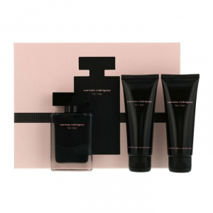 Narciso Rodriguez For Her Eau De Toilette Spray 50ml Set 3 Parti 2019